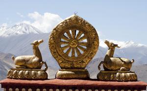 Budismo en Tíbet